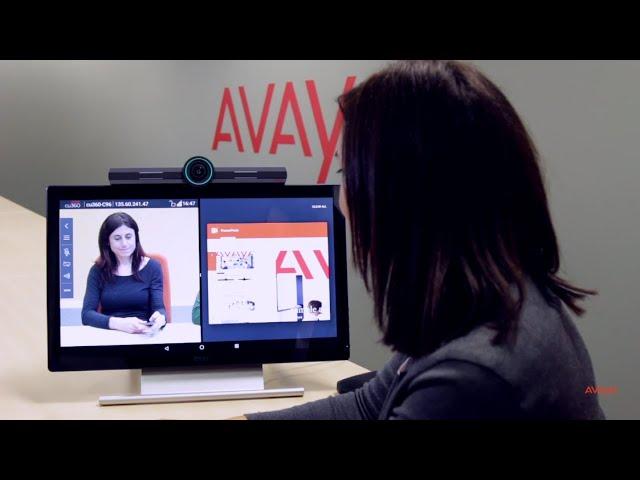 Using split & share on the Avaya CU360