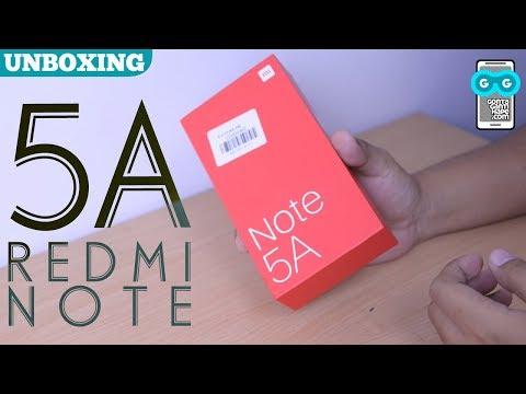 Unboxing Xiaomi Redmi Note 5A Indonesia - KOQ GITU SIH?