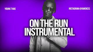 """Young Thug """"On The Run"""" Instrumental Prod. by Dices *FREE DL*"""