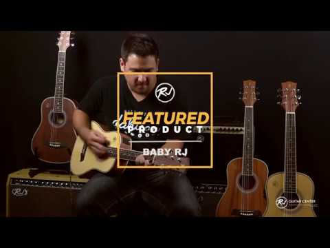 Rj Featured Baby Rj Premium Travel Guitar Youtube