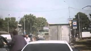 Драка и стрельба в Хабаровске