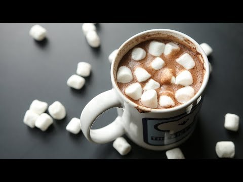 HOW TO MAKE THE BEST HOMEMADE HOT COCOA & HOT CHOCOLATE HIGH PROTEIN RECIPE