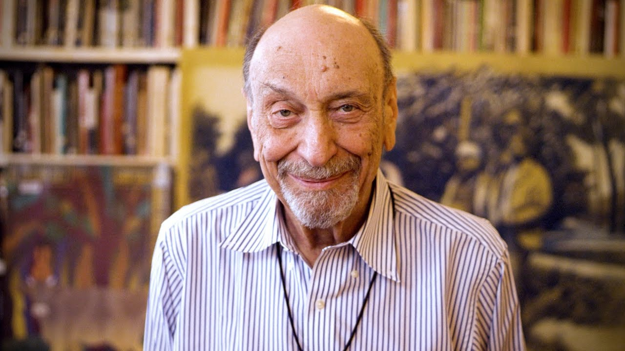 Milton Glaser (RIP) Explains Why We Must Overcome the Fear of Failure, Take Risks & Discover Our True Potential 1