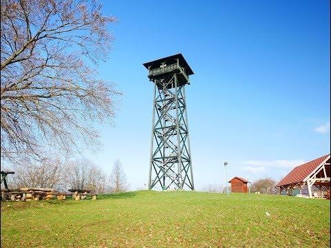 OBSERVATION TOWER ON PLAČ * DANI TRAVEL TV