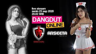 🔴 LIVE: DANGDUT ONLINE FT. MEIKE YOLANDA - ARSEETA MUSIC | GIBHON MULTIMEDIA