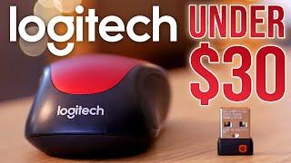Under 30 - Logitech M235 Wireless Mouse CheapButGood