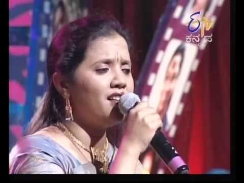 supriya (acharya) raghunandan singing PRIYATAMA in endu mareyada haadu
