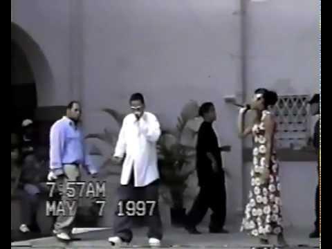 TALENT SHOW ESCUELA MADAME LUCHETTI  MAYO 7 1997