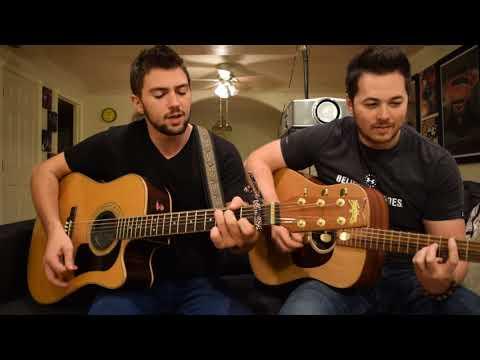 Fix A Drink - Chris Janson (Acoustic Cover)