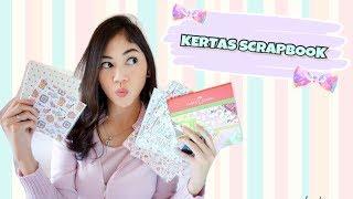 Scrapbook Supplies || Bahan Kertas Scrapbook (Part 2)