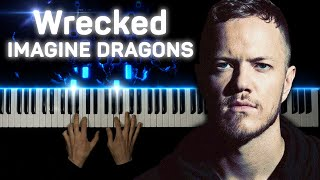 Imagine Dragons - Wrecked   Piano cover
