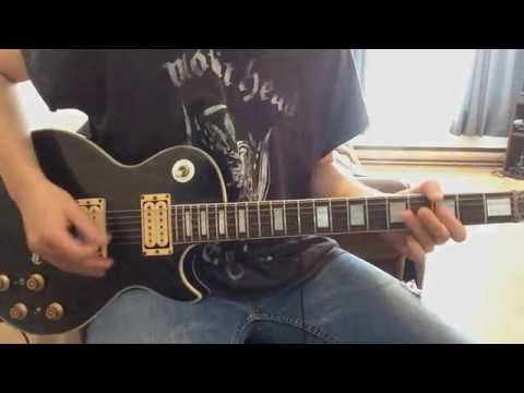 Slash's Snakepit – Just Like Anything (Guitar) Cover Redo