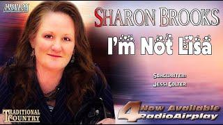 Sharon Brooks - I'm Not Lisa [HD]