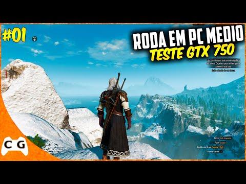 TOP JOGOS REALISTAS QUE RODAM NA GTX 750 1GB - TOP GAMES PARA PC MÉDIO 2020