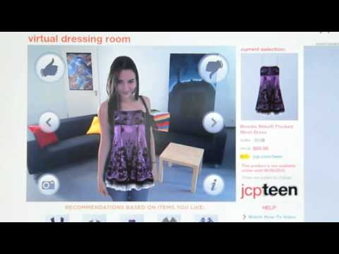 Augmented Reality Online Shopping 1