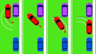 Как мне удалось освоить параллельную парковку