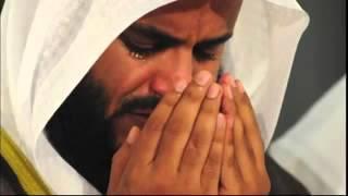 دعاء مبكى للشيخ مشارى راشد العفاسى