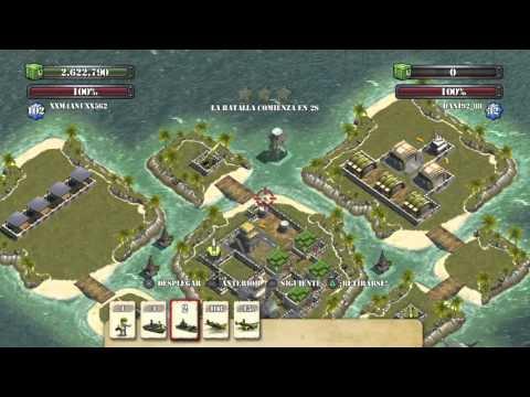 Battle Islands Insane Attack! (Lvl 32 Vs 102)