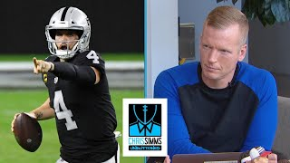 Фото NFL Week 11 Game Review: Chiefs Vs. Raiders | Chris Simms Unbuttoned | NBC Sports