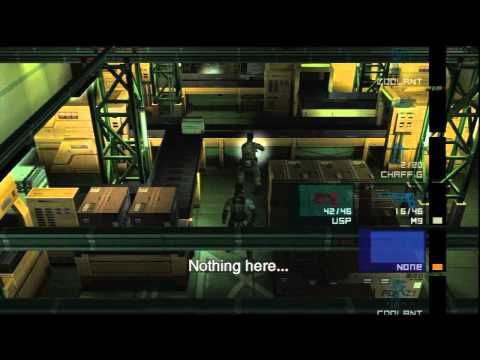 Metal Gear Solid 2 HD Collection: Snake Tales - A Wrongdoing