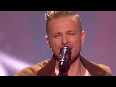Nicky Byrne - Sunlight - The Voice of Ireland Final 2016