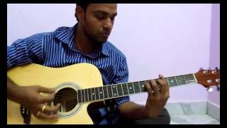 Khoka 420 (Bengali Movie) Oh Priya..Guitar Chords lesson..