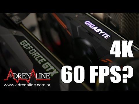 4K/Ultra/60FPS com o SLI GTX 1080 - será que agora vai?