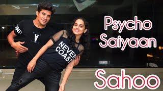 Psycho Saiyaan Tamil Saaho songs Prabhas PsychoSaiyaan Dance Cover