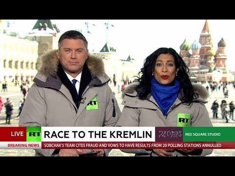 Race to the Kremlin special coverage: Winners, losers & reactions