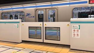 【りんかい線初】国際展示場駅ホームドア稼働開始