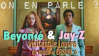"""ON EN PARLE ? Beyoncé et Jay-Z au Louvre pour """"Apes**t"""""""
