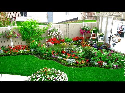 Corner Garden Design Ideas Small Garden And Flower Design Ideas