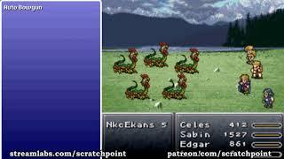 Final Fantasy VI T-Edition Pt 4