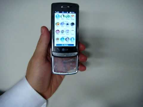LG GD900 Crystal Cellulare-Magazine.it (Eng)