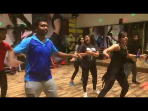 Bollywood Dance Fitness -GET FIT WID EKTA-part 2