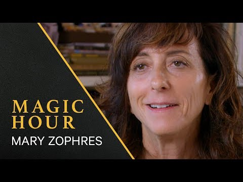Mary Zophres: Costume Design, Brad Pitt, & Best Part of Her Job | Magic Hour