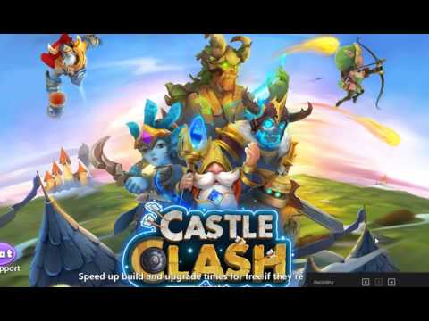 CASTLE CLASH EASIEST WAY HERO TRALS L12 ON PALADIN