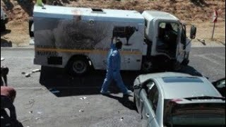 G4S cash heist in Gauteng