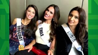Una de ellas será la próxima Miss Universo -EN VIVO- próximo 29 de enero por Azteca América