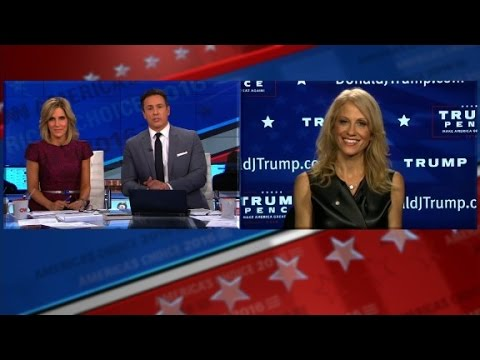 Kellyanne Conway on Trump