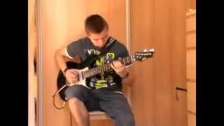 Gallows End - Nemesis Divine (Trial Of The Gods) cover guitar