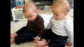 Funny twins.