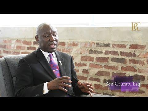 Benjamin Crump - Host of A&E's 'Who Killed Tupac?'