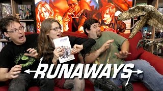 THE RUNAWAYS | Back Issues