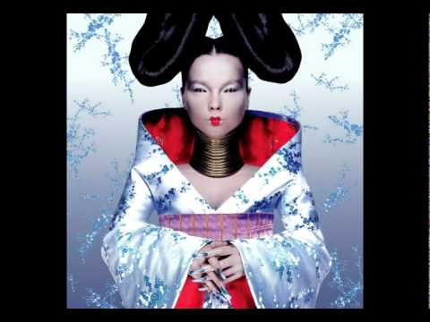 Björk - Immature - Homogenic