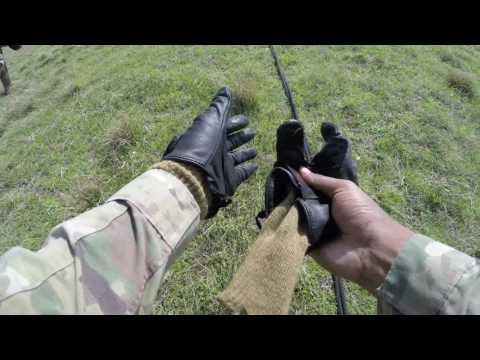 2017 Fort Polk Air Assault Course