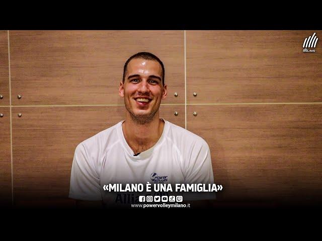 Ritiro Cuneo, intervista a Luka Basic