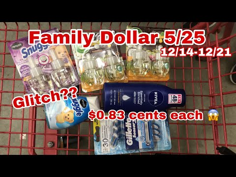 Family Dollar 5/25 | 2 Awesome Transactions‼️ GLITCH???