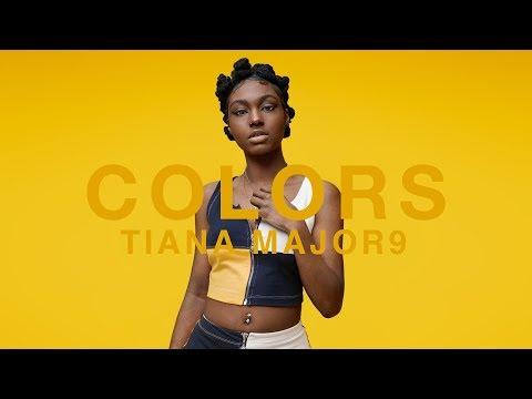 Tiana Major9 - Levee (Let It Break) | A COLORS SHOW