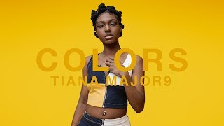 Tiana Major9 - Levee (Let It Break) | A COLORS SHOW